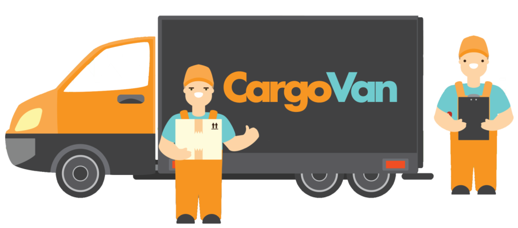 Two Men and a Cargo Van